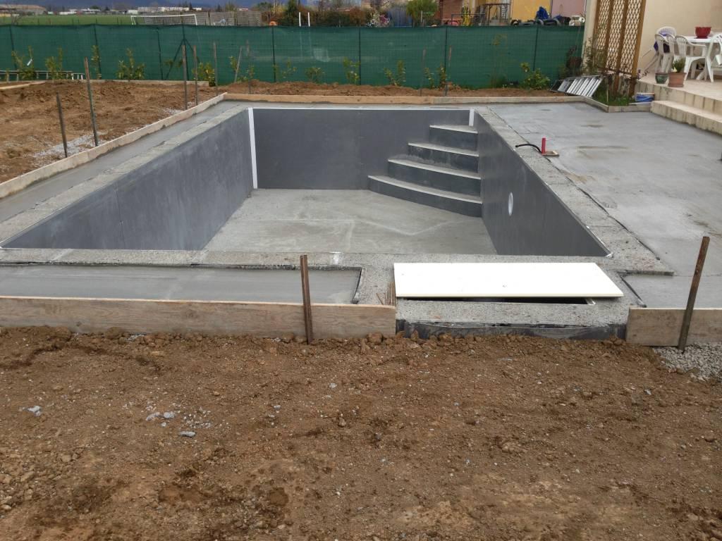 Construction D Une Piscine construction d'une piscine béton armé banché unibeo par